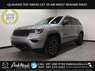 Used 2019 Jeep Grand Cherokee Trailhawk for sale in Sherwood Park, AB