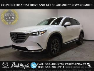 New 2020 Mazda CX-9 Signature for sale in Sherwood Park, AB