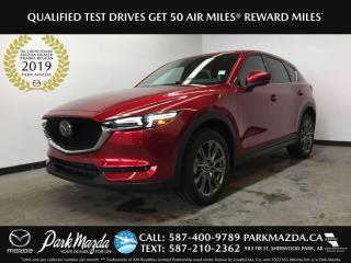 New 2020 Mazda CX-5 Signature for sale in Sherwood Park, AB