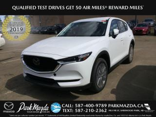 New 2020 Mazda CX-5 GT for sale in Sherwood Park, AB
