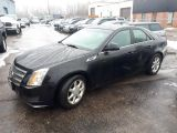 Photo of Black 2009 Cadillac CTS