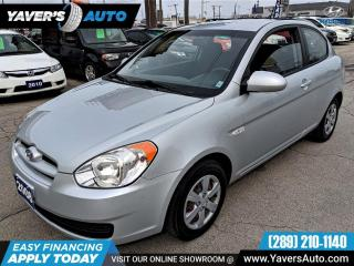 Used 2008 Hyundai Accent L for sale in Hamilton, ON