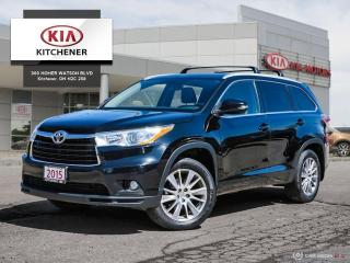 Used 2015 Toyota Highlander XLE AWD NAVIGATION!!! for sale in Kitchener, ON