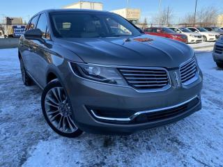 Used 2016 Lincoln MKX AWD 4DR RESERVE for sale in Calgary, AB