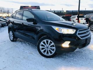 Used 2019 Ford Escape SEL 4WD for sale in Calgary, AB