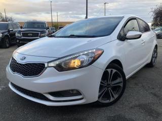 Used 2016 Kia Forte 4DR SDN EX for sale in Calgary, AB