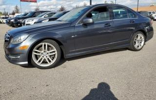 Used 2014 Mercedes-Benz C-Class 4dr Sdn C300 4MATIC for sale in Calgary, AB