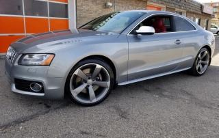 Used 2011 Audi S5 2dr Cpe Man Premium for sale in Calgary, AB