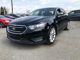 Used 2018 Ford Taurus Limited AWD for sale in Calgary, AB