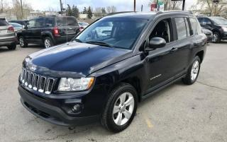 Used 2011 Jeep Compass 4WD SPORT $149 B/W ONLY for sale in Calgary, AB