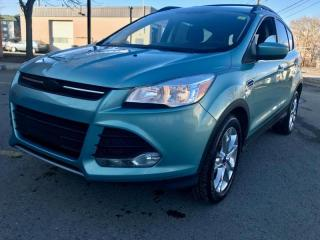 Used 2013 Ford Escape Titanium,Nav, Leather, Crome Wheels, BlueTooth, Heated Seats for sale in Calgary, AB