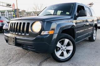 Used 2011 Jeep Patriot NORTH EDITION, HEATED SEATS, BLUETOOTH, POWER OPTIONS & MORE for sale in Calgary, AB