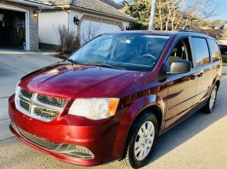 Used 2017 Dodge Grand Caravan SXT $109 bi-weekly only !! for sale in Calgary, AB