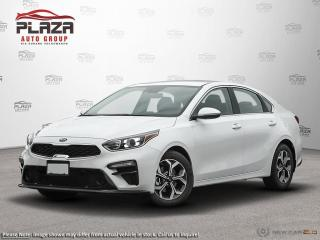 New 2020 Kia Forte EX+ for sale in Bolton, ON