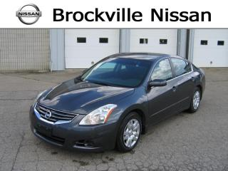 Used 2010 Nissan Altima 2.5S for sale in Brockville, ON