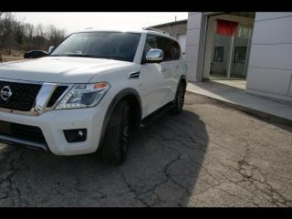 New 2020 Nissan Armada SL for sale in Brockville, ON