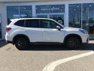 New 2020 Subaru Forester 2.5 SPORT EYESIGHT for sale in Vernon, BC