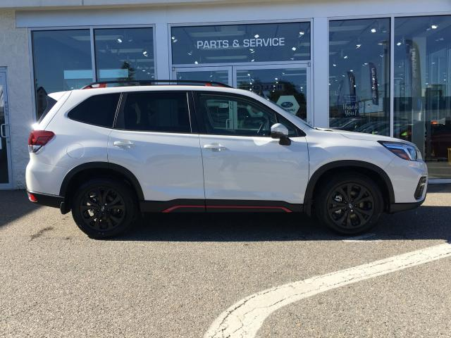 2020 Subaru Forester 2.5 SPORT EYESIGHT