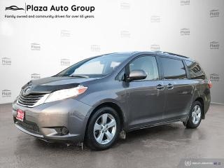 Used 2015 Toyota Sienna for sale in Bolton, ON