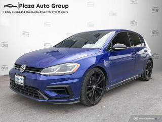 Used 2018 Volkswagen Golf R 2.0 TSI 4Motion for sale in Bolton, ON