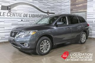 Used 2014 Nissan Pathfinder SV+4AWD+MAGS+CAM/REC+A/C+BLUETOOTH for sale in Laval, QC