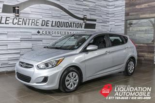 Used 2016 Hyundai Accent LE+A/C for sale in Laval, QC
