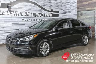 Used 2015 Hyundai Sonata 2.4L GL+MAGS+CAM/REC+A/C+BLUETOOTH for sale in Laval, QC