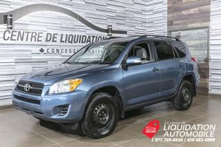 Used 2012 Toyota RAV4 GR/ELEC+A/C+AWD for sale in Laval, QC