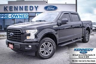 Used 2017 Ford F-150 XLT for sale in Oakville, ON