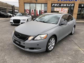 Used 2008 Lexus GS 350 4DR SDN AWD for sale in North York, ON
