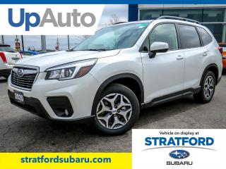 New 2020 Subaru Forester TOURING for sale in Stratford, ON