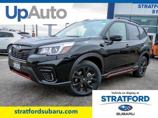 New 2020 Subaru Forester Sport for sale in Stratford, ON