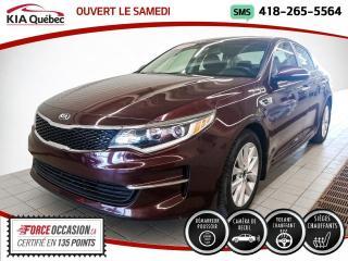 Used 2016 Hyundai Sonata LX+* CAMERA* CECI EST UN KIA OPTIMA* for sale in Québec, QC