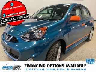 Used 2015 Nissan Micra SR for sale in Calgary, AB