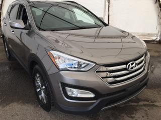 Used 2015 Hyundai Santa Fe Sport 2.4 Luxury DUAL PANE SUNROOF, HEATED SEATS ALL AROUND, BLIND SPOT DETECTION, FACTORY REMOTE STARTER for sale in Ottawa, ON