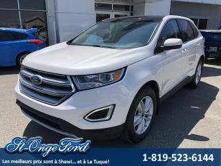 Used 2015 Ford Edge SEL Traction Intégrale for sale in Shawinigan, QC