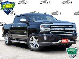 Used 2017 Chevrolet Silverado 1500 High Country Just Traded for sale in Tillsonburg, ON