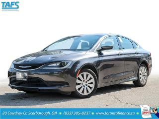 Used 2016 Chrysler 200 LX ** HST ON US ** for sale in Scarborough, ON