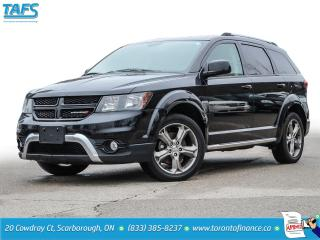 Used 2017 Dodge Journey CROSSROADS for sale in Scarborough, ON