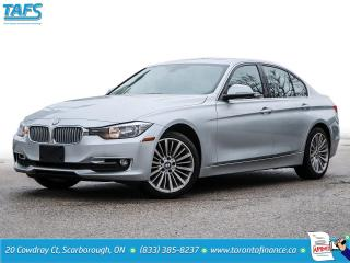 Used 2014 BMW 320 i xDrive xDrive for sale in Scarborough, ON