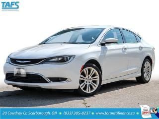 Used 2015 Chrysler 200 Limited for sale in Scarborough, ON