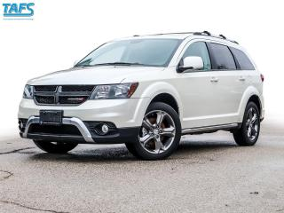 Used 2017 Dodge Journey ** HST ON US ** for sale in Scarborough, ON