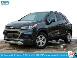 Used 2017 Chevrolet Trax LT AWD for sale in Scarborough, ON