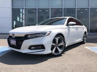 Used 2020 Honda Accord Touring 2.0T for sale in Whitchurch-Stouffville, ON