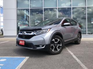 Used 2017 Honda CR-V Touring Loaded! Navigation! for sale in Whitchurch-Stouffville, ON