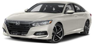 New 2020 Honda Accord Sport 1.5T for sale in Whitchurch-Stouffville, ON