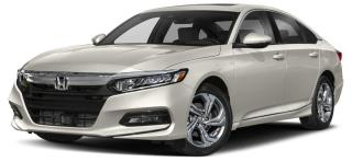 New 2020 Honda Accord EX-L 1.5T for sale in Whitchurch-Stouffville, ON
