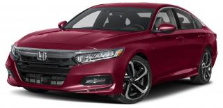 New 2020 Honda Accord Sport 2.0T for sale in Whitchurch-Stouffville, ON