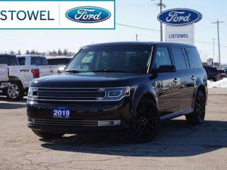 Used 2019 Ford Flex TWIN ROOF | LEATHER | NAVIGATION | REMOTE START for sale in Listowel, ON