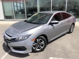 Used 2016 Honda Civic LX Great on Gas! for sale in Whitchurch-Stouffville, ON